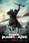 Dawn of the Planet of the Apes (2014) online free full with english subtitles