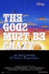 The Gods Must Be Crazy (1980) full free online english subtitles