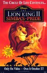 The Lion King 2 Simba's Pride (1998) full online free with english subtitles